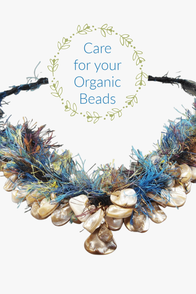 care for your organic beads
