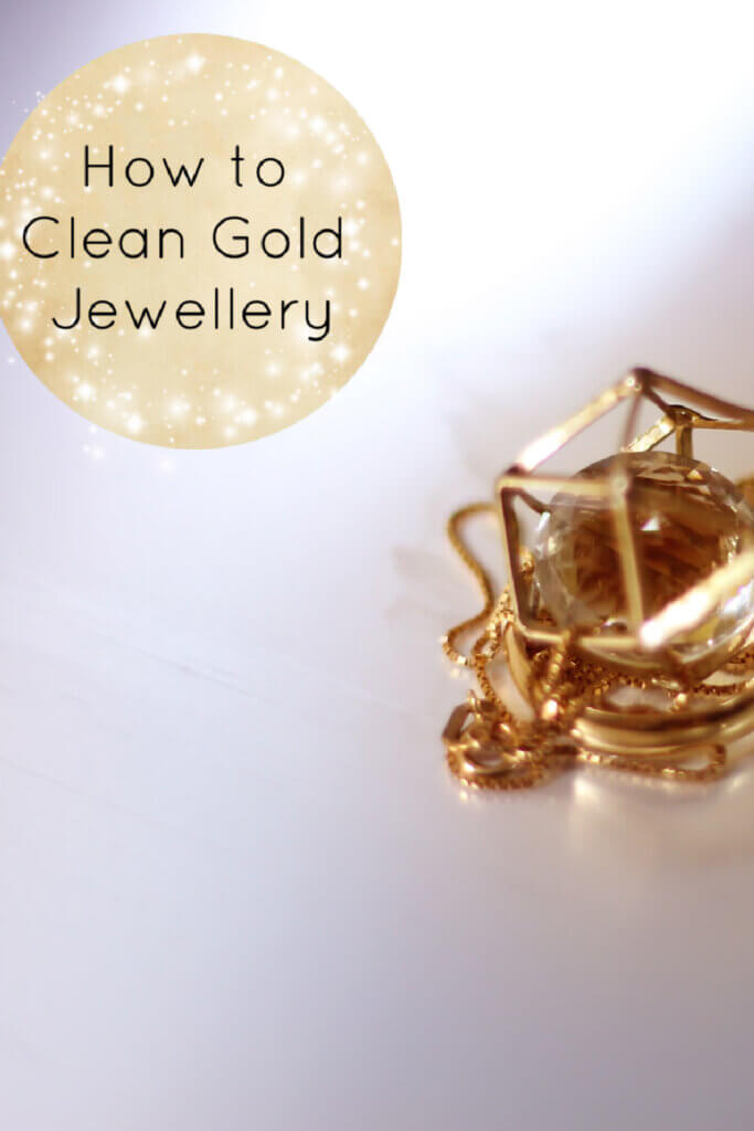 clean and care for Gold and Vermeil Jewellery
