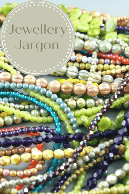 jewellery jargon: findings
