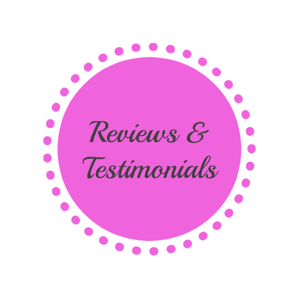 reviews and testimonials happy customers MaxineFaye site map link
