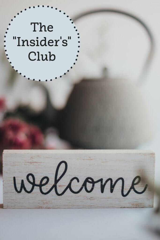 The Insider Club VIP membership