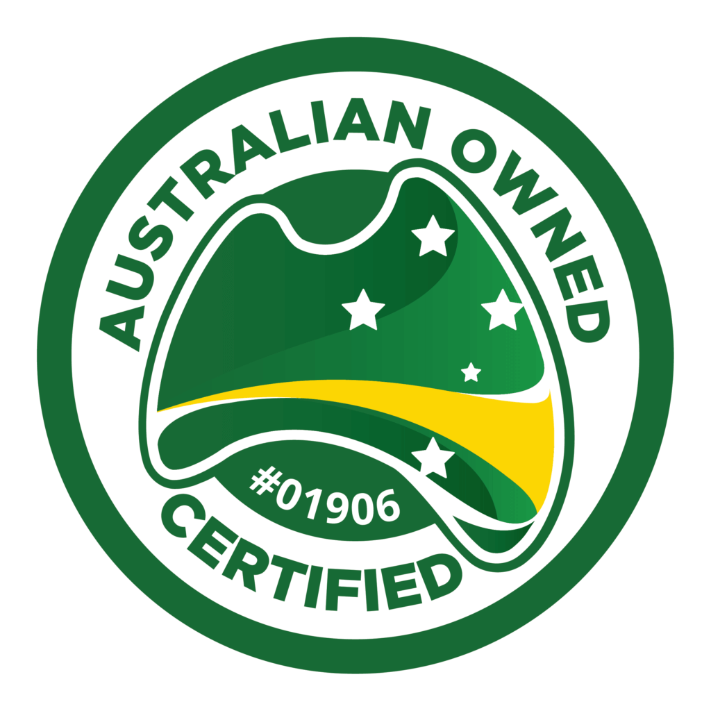 How exciting. I have just received my Australian Owned number and logo. I am No.1906 and a certified Australian owned business