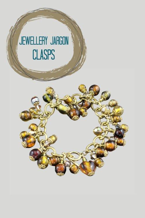 Jewellery jargon: Clasp styles
