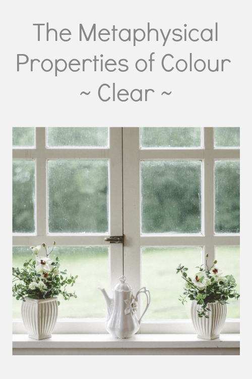 clear colour properties