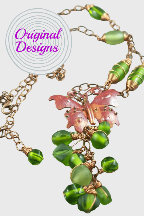 Are you looking for original, beautiful beaded jewellery which has been designed and crafted with care & attention