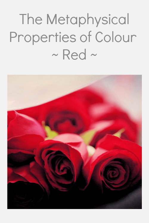 Red colour properties