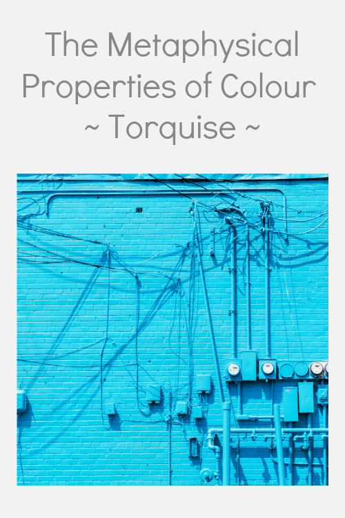 Turquoise colour properties